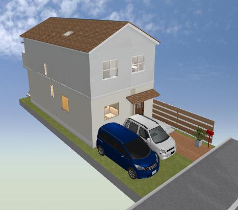 約30坪(100㎡30坪前後の敷地の場合の道路の方位についてメリット・デメリットおよび改善方法