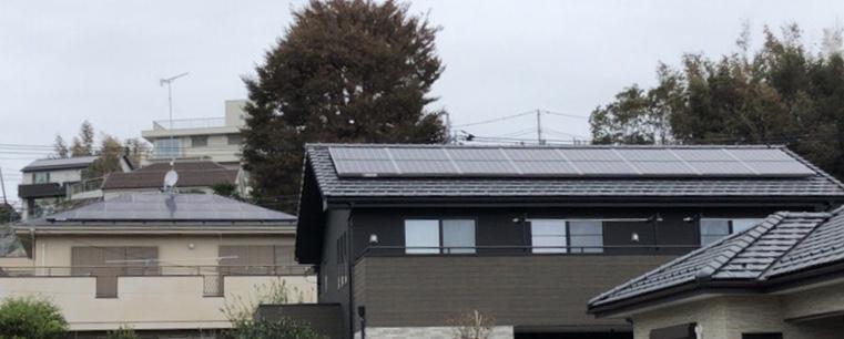 住宅の屋根の形状について