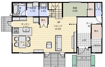 家づくにおける対面キッチンと横並びキッチンおまけでカウンターの形状について