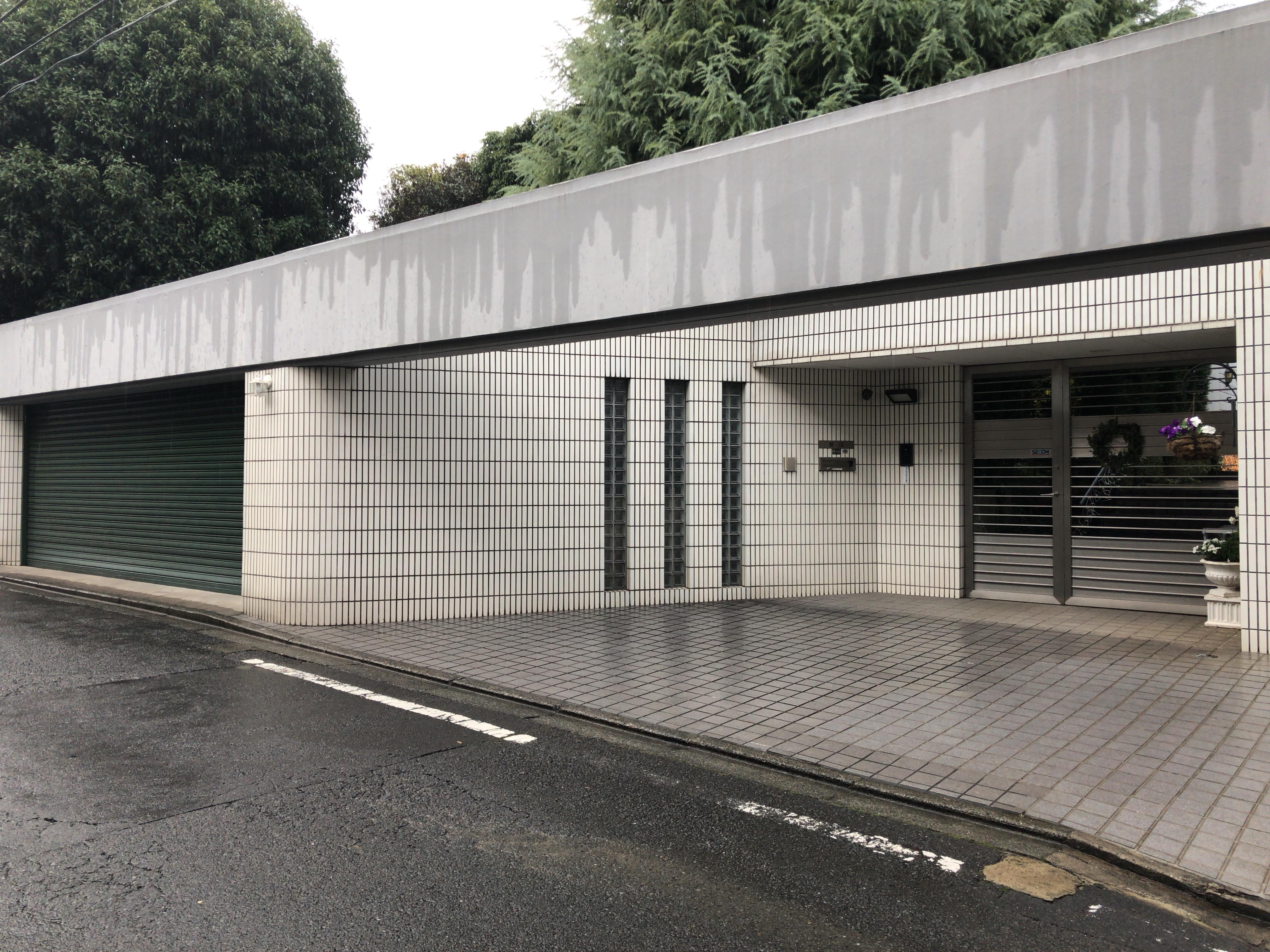 戸建て住宅における駐車場についての検討